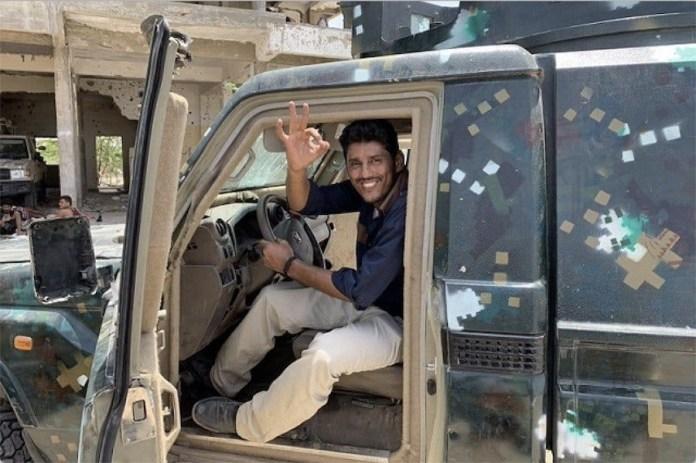Nabil Hassan Al Quaety, el cámara y fotógrafo asesinado