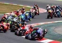 Deportes de motor moto GP