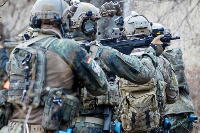 KSK fuerzas especiales Alemania