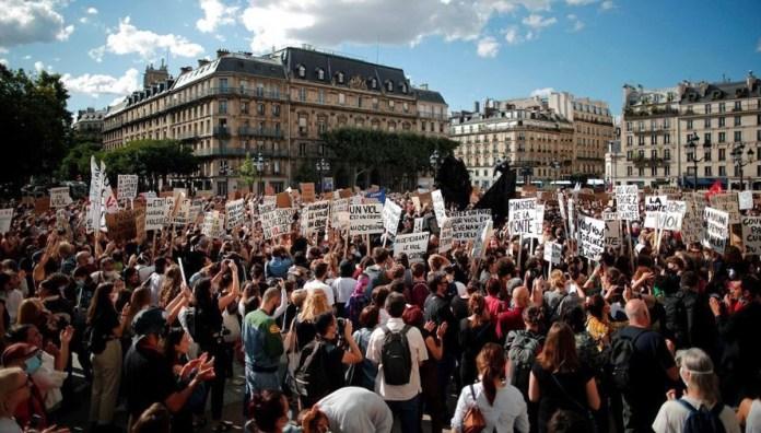 Paris mani feminista 10JUL2020