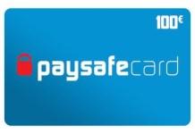 Paysafecard 100 euros