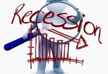 Recesión imagen