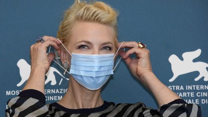 Cate Blanchett, presidenta del jurado de la edición 20202 de La Mostra de Venecia