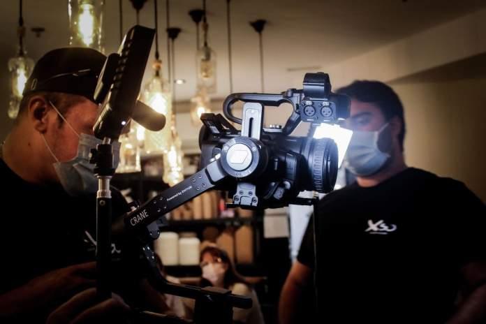 XSO cámara monitorizada