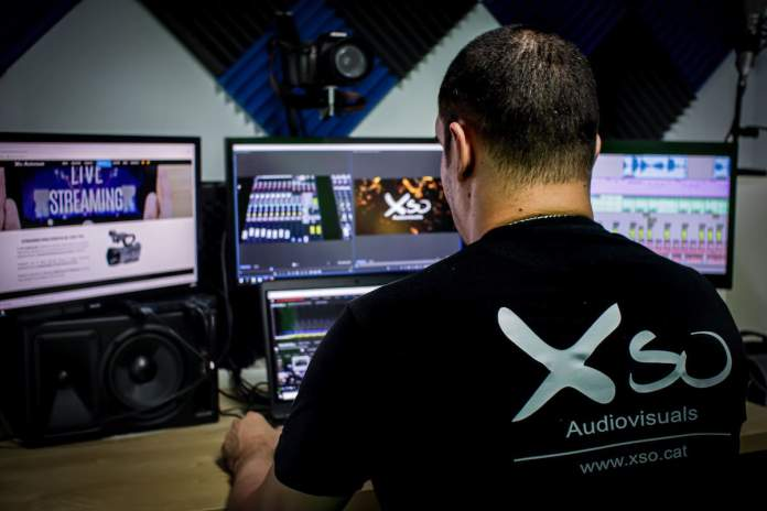 Producción audiovisual para vídeo corporativo con Xso Audiovisuals