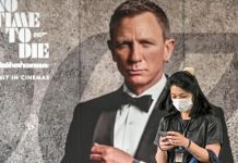 Bond No time to die 007