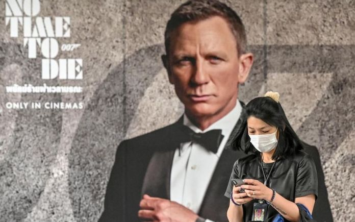 Bond No time to die 007