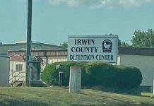 irwin county centro detención migrantes