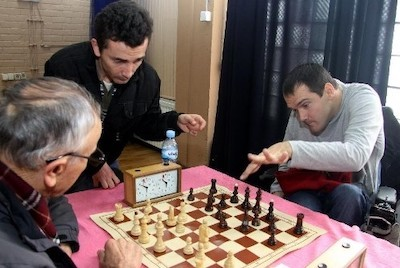 ajedrez discapacidad