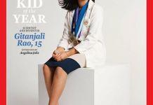 Gitanjali Rao portada Time 14DIC2020