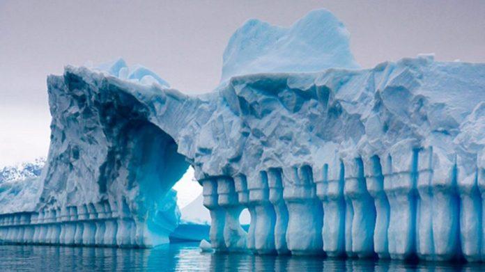Hielos de la Antártida