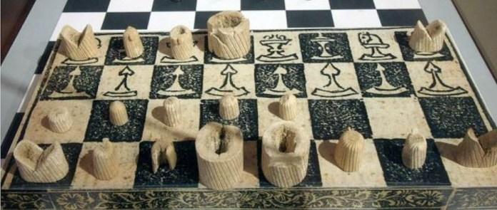 Histórico ajedrez de Venafro