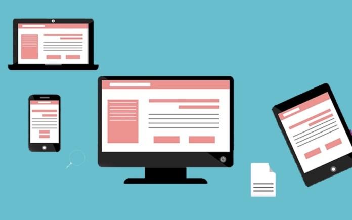 Innovar en internet responsive pantallas