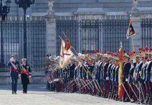 Pascua Militar 2020 España