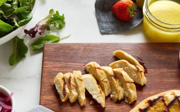 Singapur Eat Just pollo artificial