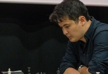 El ajedrecista británico David Howell , ganador de este año 2021.