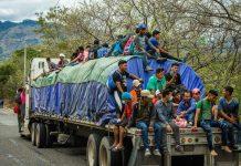IOM Guatemala © Jonathan Mazariegos caravana migrante