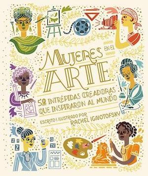 Mujeres en el arte cubierta