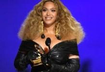 Beyoncé Grammy 2021