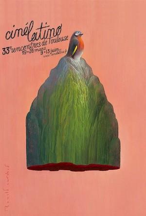cartel cine latino Toulouse 2021