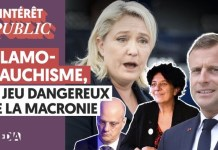 Francia islamo gauchismo