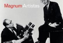 Magnum Artistas Blume cubierta