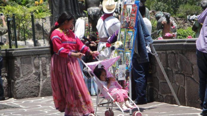 México niñas © Kontxaki