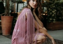Estela Grande ha versionado su vestido icónico, Stellaris, a modo de tributo para la colección cápsula Kintsugi
