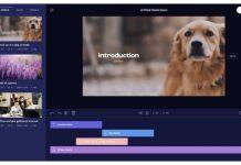 Clipchamp editor de videos