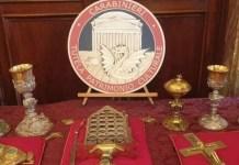 Italia piezas arte robadas