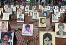 personas desaparecidas Colombia