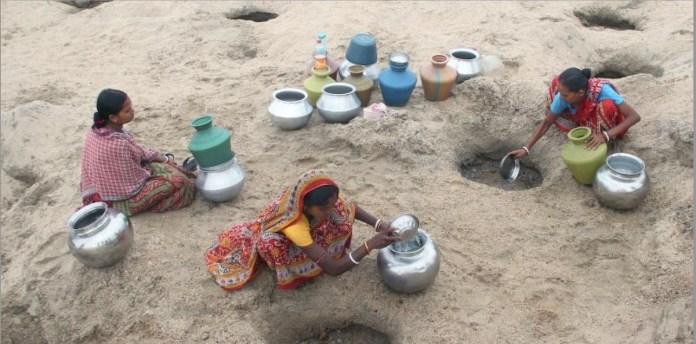 Desertificación sequía agua