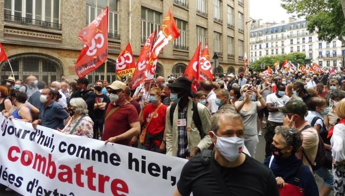 París CGT 12JUN2021