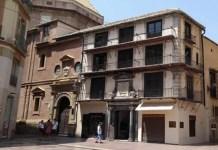 Málaga Casa del Consulado Plaza Constitución