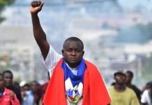 Manifestación por los derechos humanos en Haití 20190219