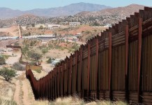 Muro EEUU México