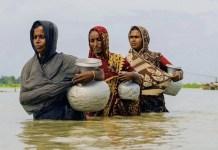 Una inundación en Bangladesh dificulta el acceso al agua potable @ Sayed Asif Mahmud/PMA