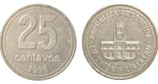 Pesos argentinos. Archivo 123RF/asafeliason
