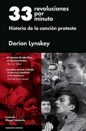 Portada de 33 revoluciones por minuto, de Dorian Lynskey