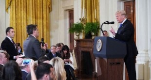 La SIP acusa a Donald Trump de practicar la censura