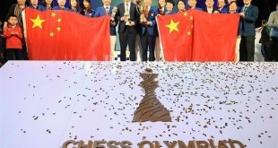 Ajedrez: Olimpiada para China y FIDE para Casa Rusia