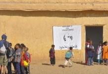 Competición de Ajedrez sin Fronteras en Tinduf.