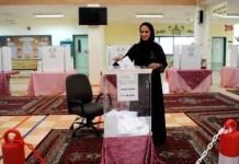 Arabia Saudita abre las elecciones municipales a la participación de la mujer. Foto ANDES/AFP