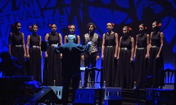 Festival Cante De Las Minas 2018 Arcángel Diálogos Con Poetas Y Voces Búlgaras Periodistas En Español