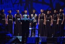 Arcángel con Giorgi Petkov y el coro de voces bulgaras