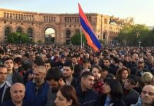 Armenia protestas ABR2018