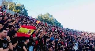 La bandera española, símbolo de crítica en Marruecos