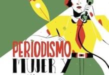 Cartel del encuentro periodismo, mujer y comunicación en la UCM