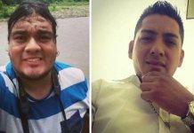 Fotomontaje de Prensa Libre de los dos periodistas asesinados
