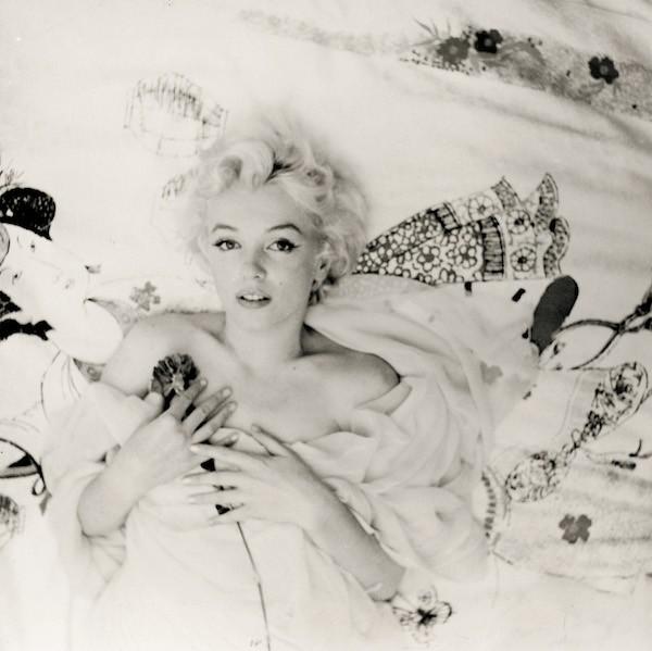 Cecil Beaton Marilyn 1956